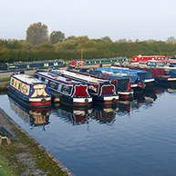 Harebell at Hatherton Marina