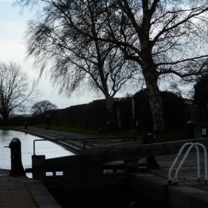 Top of Grindley Brook