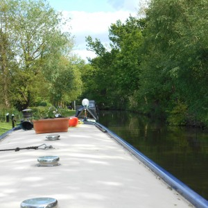 The Coventry Canal at Fradley