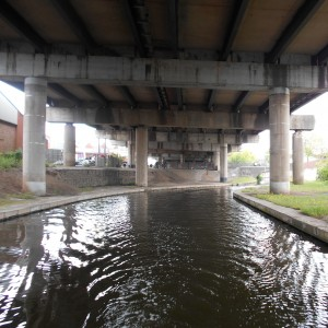 Under the M5.