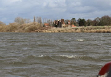 Tackling the Tidal Trent on a Windy Day