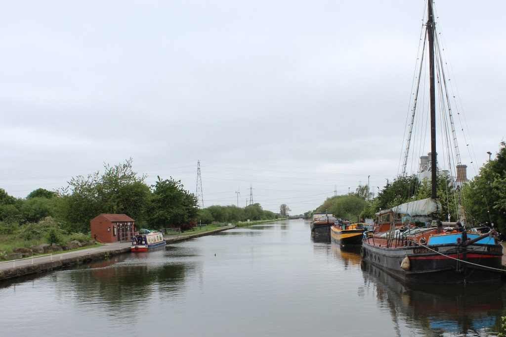 Stainforth & Keadby Canal